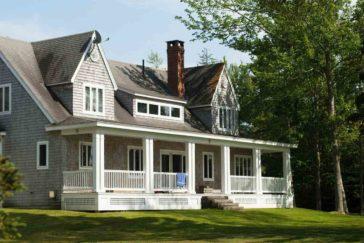 первое жилье в США