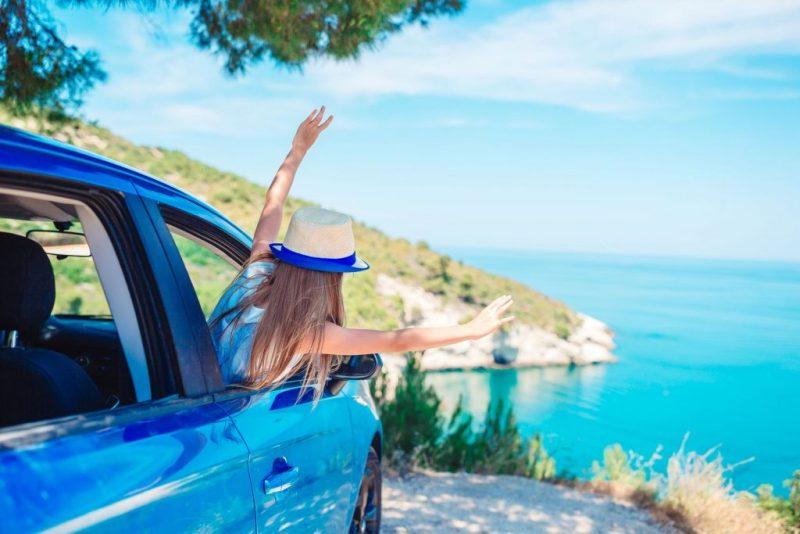 Как арендовать машину в США?