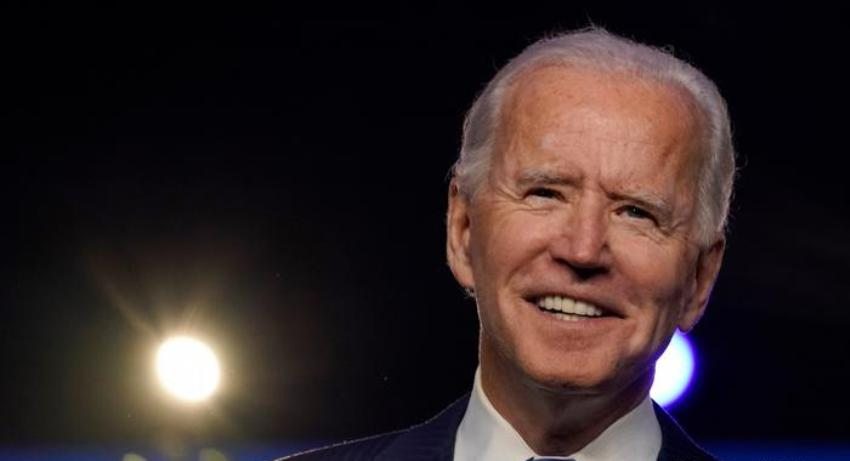 Joe Biden: time to heal