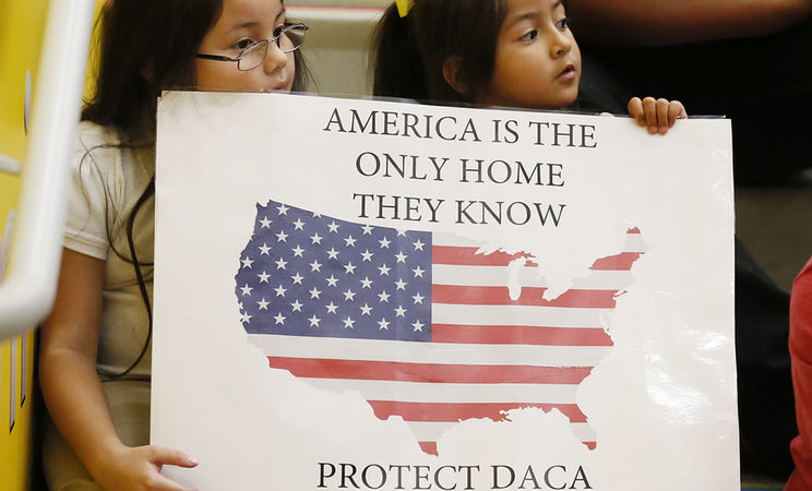 """Возобновление проекта DACA: """"Мечтатели"""" смогут вернуть свои права"""