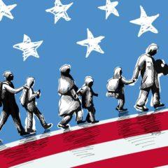 США занимает 6 место в списке самых благоприятных для иммигрантов стран
